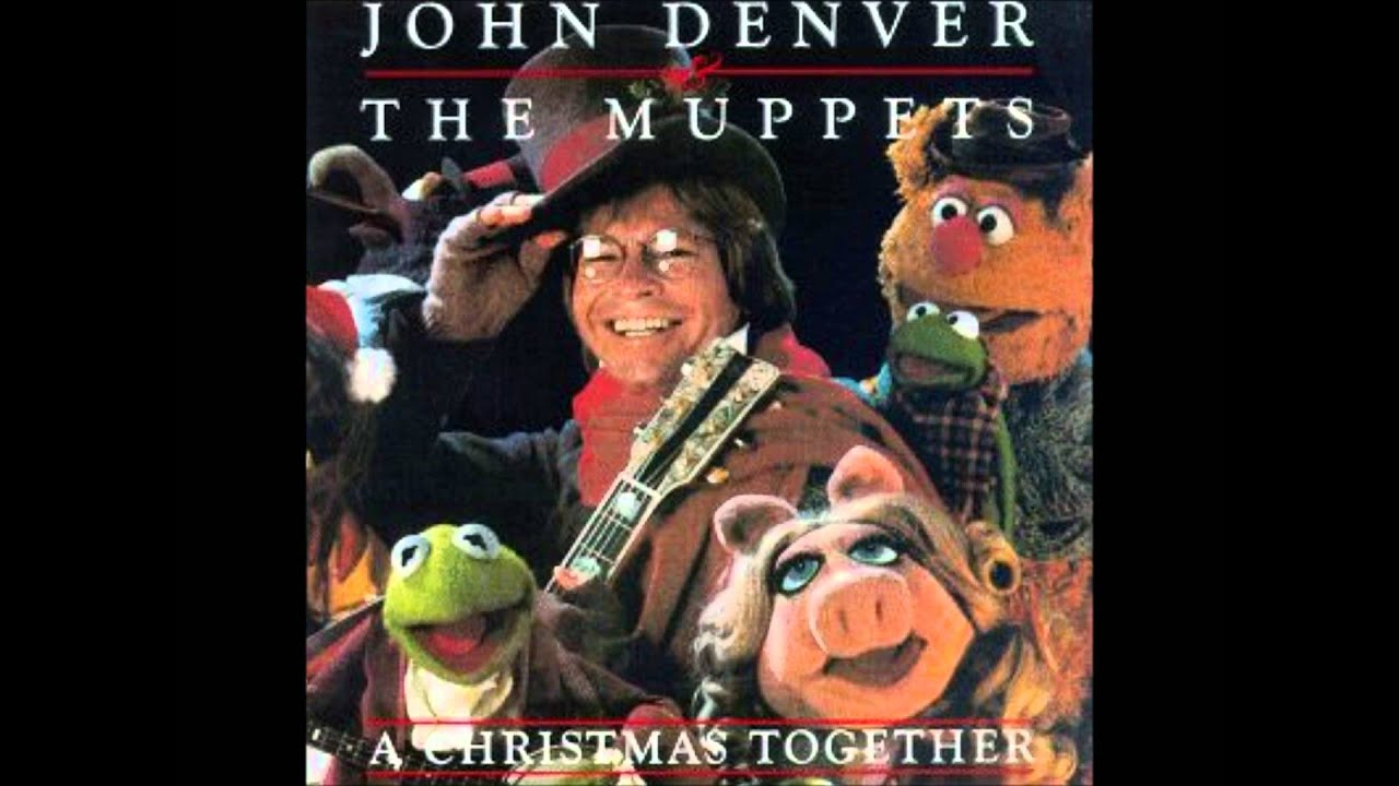 John Denver & The Muppets- We Wish You a Merry Christmas - YouTube