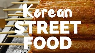 KOREAN STREET FOOD - 포장마차