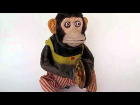 The Cymbal Monkey From Toy Story 3