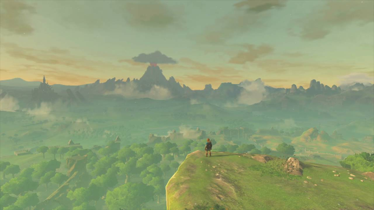 What engine did Nintendo use to make BOTW? - Quora