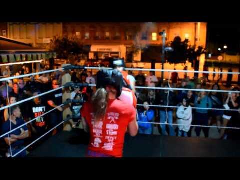 7.3.2014 SYDNEY vs. ANA-FOXY BOXING at TOLEDO