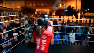 7.3.2014 SYDNEY vs. ANA-FOXY BOXING at TOLEDO