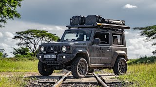 Pre & Post Trip Inspections For The Suzuki Jimny  (2020)