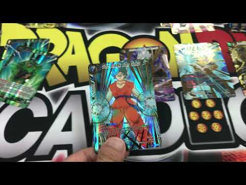 Dragon Ball Super MASSIVE 1000+++ PACK Opening! Union Force Galactic Battle