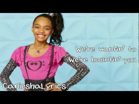 China Anne McClain - Calling All The Monsters (Lyrics Video) HD