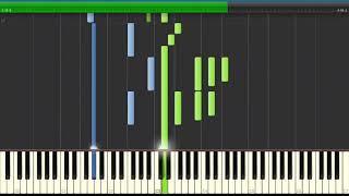 Moonlight Serenade - Glenn Miller  - Piano