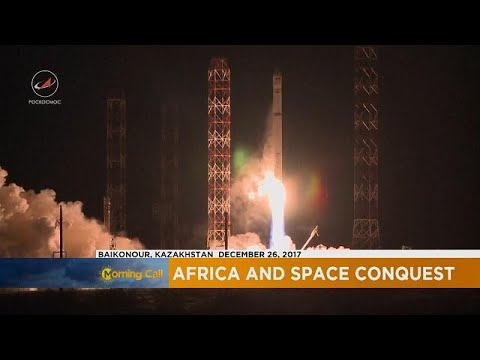 Africa space technology [The Morning Call]