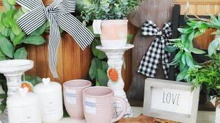 Huge Spring Home Decor Haul | Home Goods + TJ Maxx