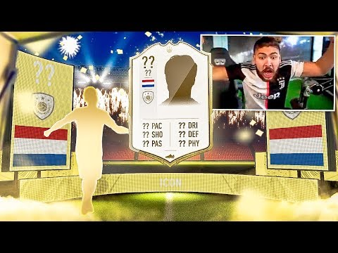 I PACKED AN ICON!!! FIFA 20 Ultimate Team