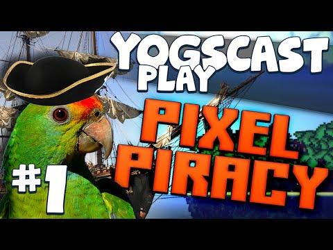 Pixel Piracy #1 - Gingerbeard