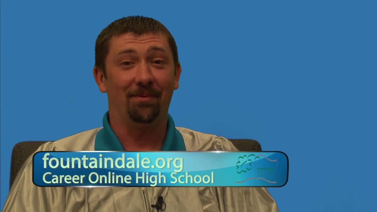 Can you attend online high school and public school?