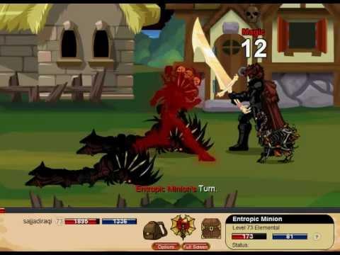 Dragonfable havoc quest. falconreach