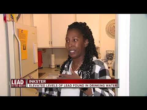 Elevated Levels Of Lead Found In Inkster Drinking Water