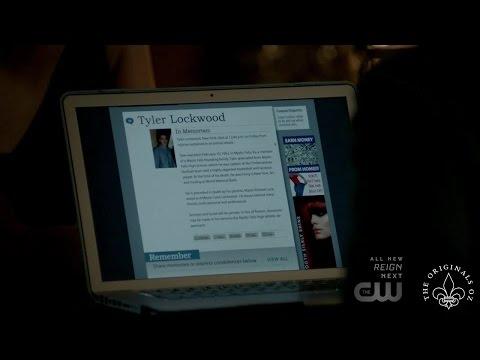 The Originals 4x07 Tyler Lockwood bloodline was guardian of the bones