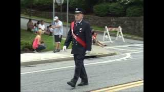 Mount Kisco,ny Fire Department Annual Firemens Parade  part 1 of 2