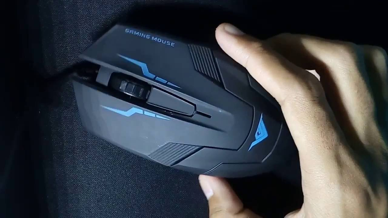 Rajfoo I5 Optical Wired Usb Gaming Mouse 1600 Dpi Blackblue Daftar Votre Km 310 Indo Review 50rebuan Coy