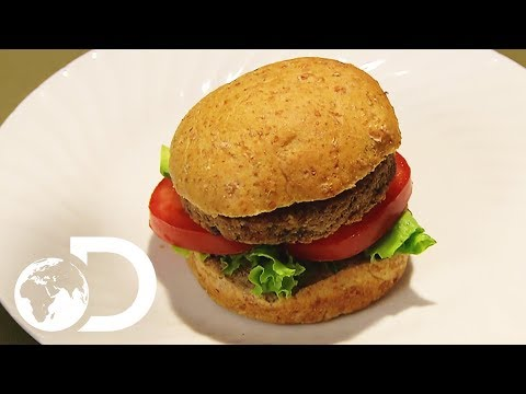 VEGGIE BURGERS | How It's Made