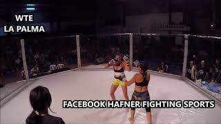 Guacimara vs Zurimay WTE MMA La Palma
