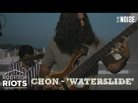 """Watch Chon Perform """"Waterslide"""" In Hollywood 