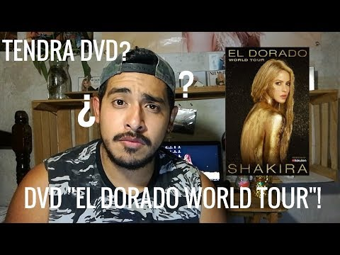 """El Dorado World Tour"" DVDINFORMACION"