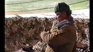 Документальные кадры боевых действий в Афганистане