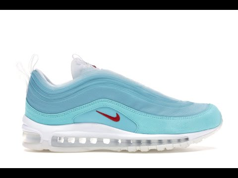 Repeat Nike Air Max 97 Shanghai UNBOXINGREVIEW (Copped with