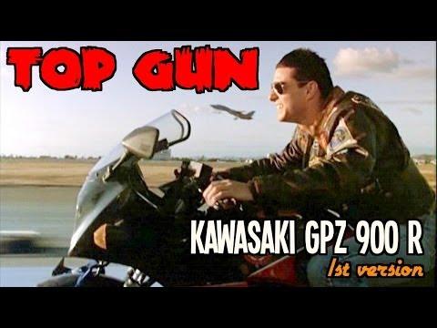 Josh Michael - Maverick Is BACK!  In His Top Gun Bomber Jacket On A New Bike!
