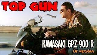 Top Gun - Kawasaki GPZ 900r thumbnail