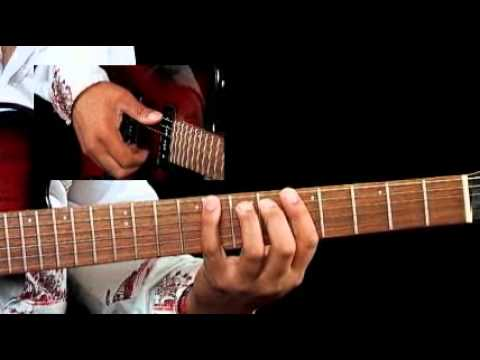 Jazz Rock Workshop - #9 Half Diminished Chords - Jazz Guitar Lessons - Fareed Haque