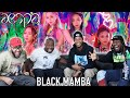 aespa 에스파 'Black Mamba' MV | DEBUT REACTION / REACTION
