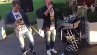 Живая музыка на вечеринку Киев, на корпоратив, свадьбу, день рождения Brothers-Project