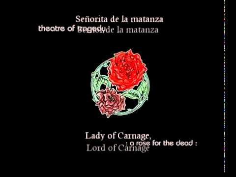 Theatre Of Tragedy - A Rose for the Dead [Lyrics/ Subtitulada Español]