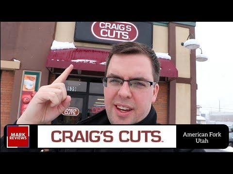 REVIEW - Craig's Cuts - American Fork, Utah