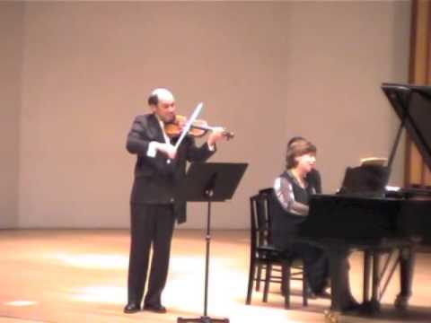 M. VAIMAN & D. YOFFE - J. Brahms: 3 sonaten für violine und klavier
