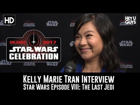 Download Youtube: Kelly Marie Tran Interview - Epsiode VII: The Last Jedi - Star Wars Celebration 2017