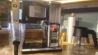 Review: New Model Ninja Coffee Bar