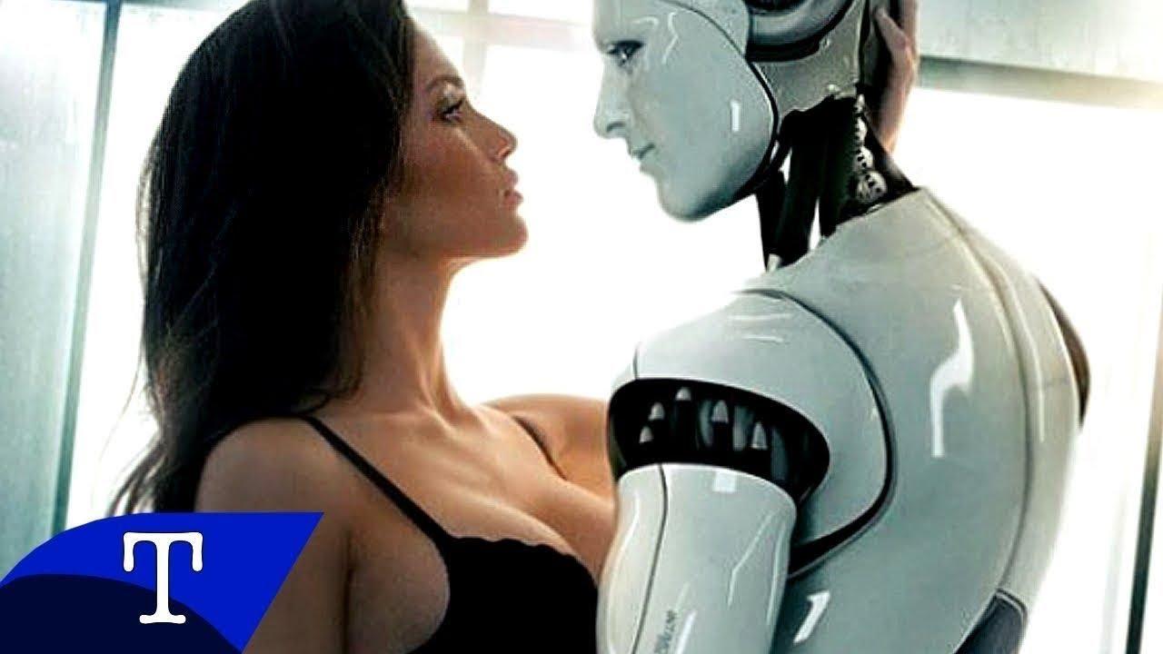 Роботы секс видео подруга