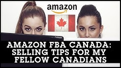 Amazon FBA Canada: Top 5 Selling Tips For My Fellow Canadians