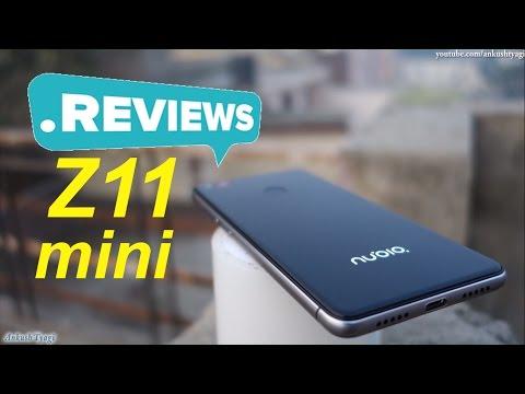 Nubia Z11 Mini Review [Hindi-हिन्दी]