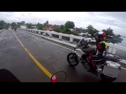 The Mindanao Freedom Riders takes on Eastern Samar
