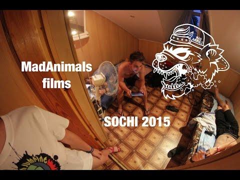 Sochi 2015 / Mad Animals