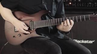 Ihsahn - Until I Too Dissolve (Aristides 070 Guitar Playthrough)