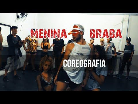 Jerry Smith - Menina Braba  Coreografia Welynton Orias