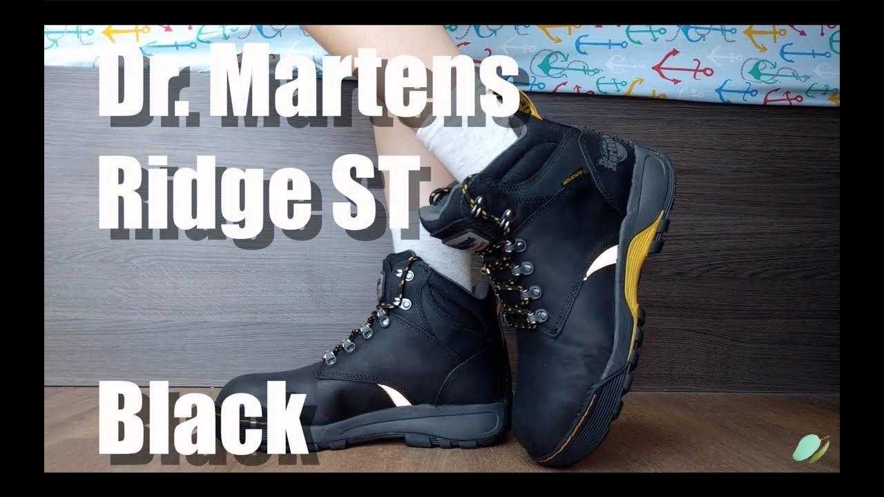 dr martens industrial safety toe