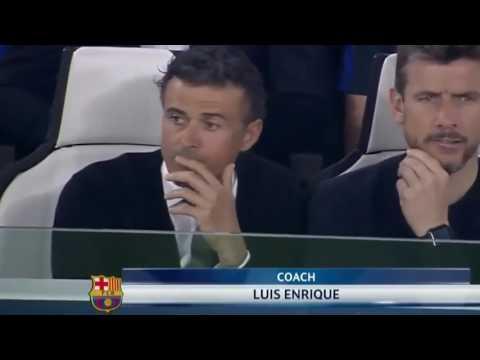 Résumé JUVENTUS-FC BARCELONE