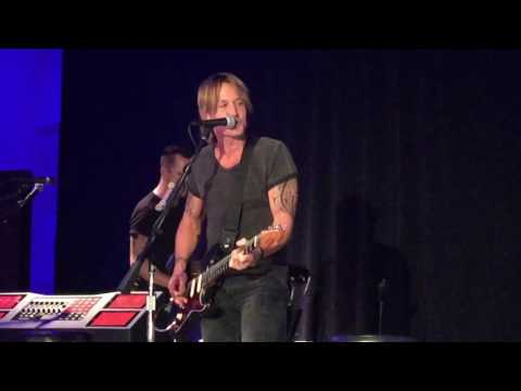 Keith Urban Live @ EastWest Studios