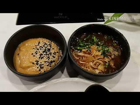 แนะนำร้านอาหาร ฌานา Charna สยามเซ็นเตอร์ Siam Center