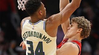 Chicago Bulls vs Milwaukee Bucks Full Game Highlights | December 30, 2019-20 NBA Season