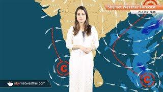 Weather Forecast for Jan 2: Fog in Delhi, Punjab, Haryana, UP, Minimums to dip in Gujarat, Rajasthan