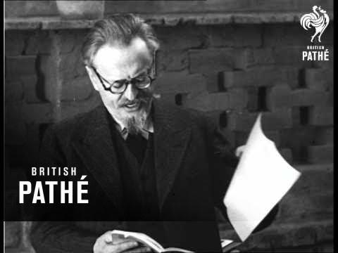 Trotsky Speech In Mexico (1930-1939)